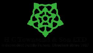 HC Townsend & Son Funeral Directors Logo